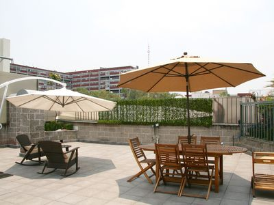 Photo for Private Rooftop Apartment! 2
