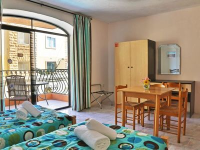 Photo for Apartment Studio lateral Seaview Dolfin in St. Pauls Bay - 2 persons, 1 bedrooms