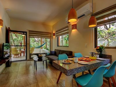 Photo for Holiday apartment Playa del Carmen for 1 - 4 persons with 1 bedroom - Holiday apartment