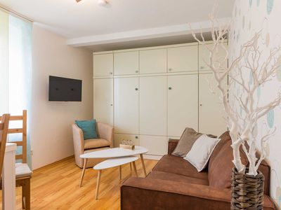 """Photo for """"Starfish"""" - first floor 2-room, balcony 30 m², with dog - CUXDUHIER"""