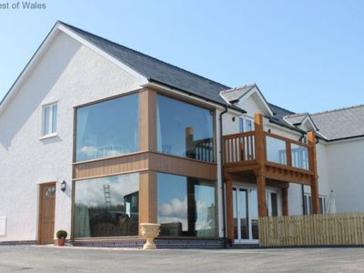Photo for Vacation home Gwelfryn in Aberystwyth - 7 persons, 3 bedrooms