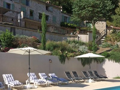 Photo for 5BR Villa Vacation Rental in COURNIOU