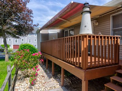 Photo for NEW LISTING! Family-friendly rental w/ patio - close to state line & the beach