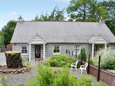 Photo for 4 bedroom accommodation in Braemar