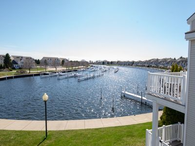 Photo for Quiet Waters - Waterfront Condo on Harbor