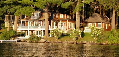 Photo for Lake Front Cottage..