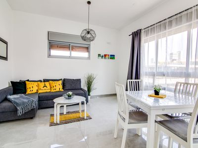 Photo for 2 ROOMS BEN YEHUDA CLOSE TO THE BEACH