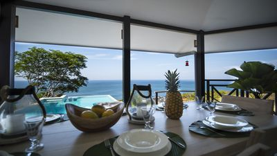 Photo for Spectacular new luxurious house with breathtaking views over the Pacific Ocean.