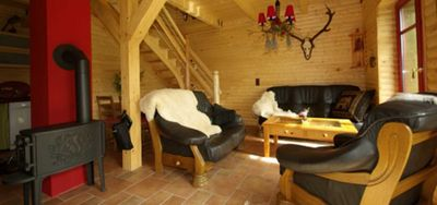 Photo for Three-room holiday home - Ferienhaus Forsthaus