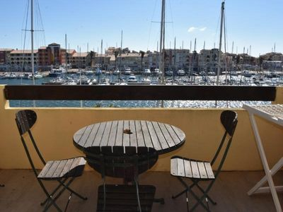 Photo for Apartment Port Leucate, 2 rooms, 4 persons