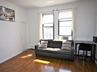 Photo for Modern Bright Apartment Steps to NYC