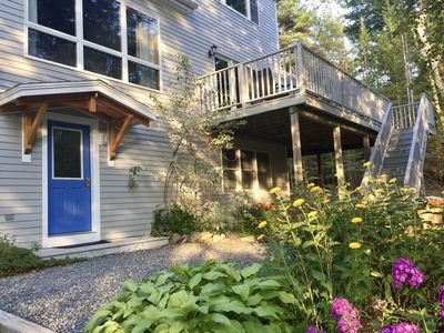 Photo for Quiet, Private Home in Bar Harbor