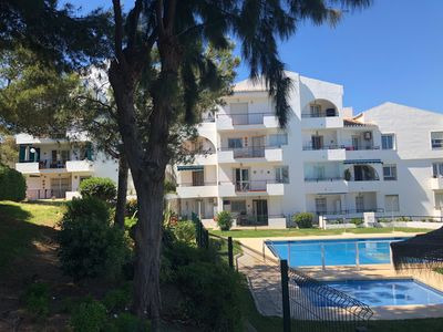 Photo for La Cala De Mijas- Sleeps 4/5, Garden Apartment, Ocean View, Close to Beach