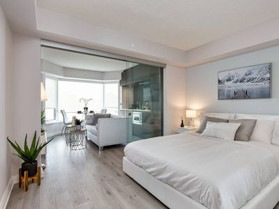 Photo for RATE DROP! - Pristine and Clean - Class in Yorkville (Yonge & Bloor)
