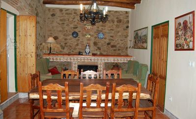 Photo for Rural house with charm in Extremadura Azuaga