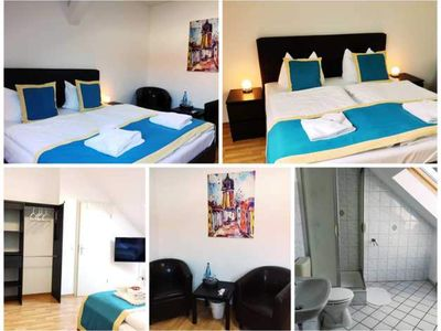 Photo for Double room with extra bed - Pension Alabama