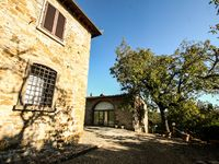Villa with character in peaceful setting but close to the town.