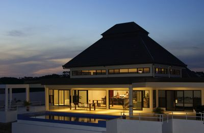 Luxury Modern Villa With Private Pool And Beach In Fiji  - Sleeps up to 14