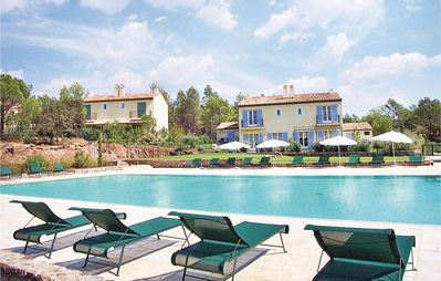 Photo for 2 bedroom accommodation in La Motte En Provence