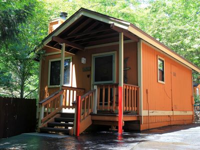 Photo for Grey Squirrel Suite Cabin with pool and spa