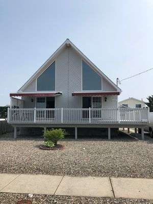 Photo for Avail 8/24 to 9/7!  Beach Bungalow - Beds for 10! - Dogs allowed!