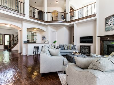 Photo for 5 Bedroom Luxurious West Plano Home!