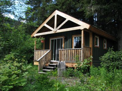 Photo for Cozy Swedish-Style Cabin...  Our Specialty is in the Details!