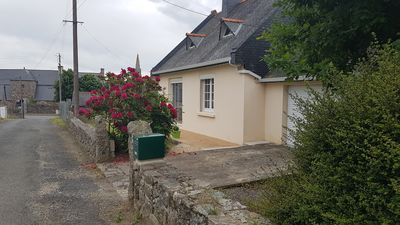 Photo for 2BR Chateau / Country House Vacation Rental in Moustéru, France, Bretagne
