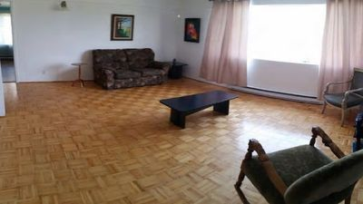 Photo for 2BR Apartment Vacation Rental in Roberval, QC