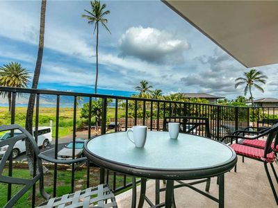 Photo for New to the Market! Two bedroom ocean view condo at the Kauhale Makai. Sleeps 6. 212.