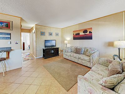 Photo for New Listing! Bayfront Getaway w/ Pool - Steps to Amusement Park, Near Beach