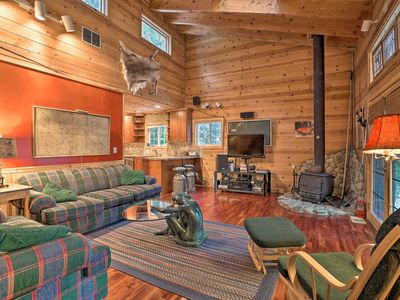 Photo for 3BR Cabin Vacation Rental in Zephyr Cove, Nevada