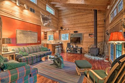 Lake Tahoe adventures await when you book this Zephyr Cove vacation rental!