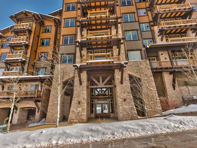 Photo for Deer Valley Luxury 4 Bedrooms 4 Bath Condo - Ski-in Ski-out