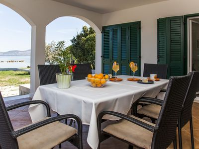 Photo for Detached House Few Steps From The Beach In Peaceful Surrounding...