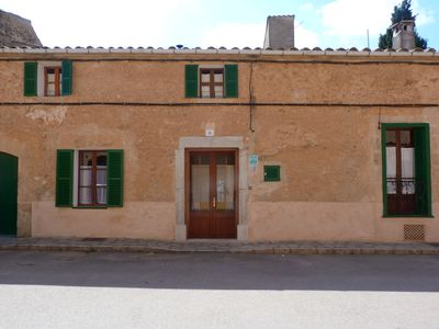 Photo for House in Biniali, Village in the Heart of Mallorca. With wiffi and TV / Satellite.