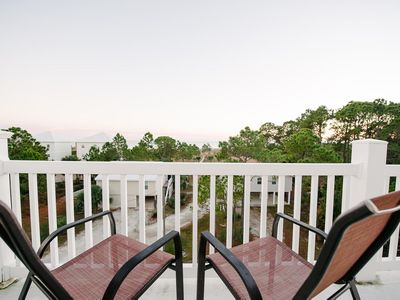 Photo for Available Now! Pet-Friendly Beach Vacation Rental with Expansive Gulf Facing Decks