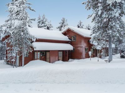 Photo for Vacation home Kuerkartano 3/armas in Äkäslompolo - 4 persons, 1 bedrooms