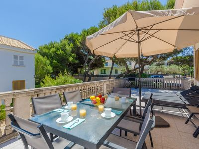 Photo for YourHouse Villa Canta - chalet near Playa de Muro beach