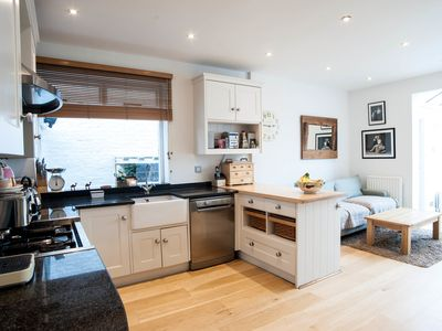 Photo for Classic 4 bed family home moments from historic Richmond Park (Veeve)