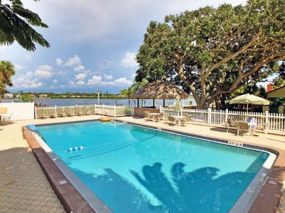Photo for Beach Access, Heated Pool, Boat Docks, and MORE for the perfect beach getaway