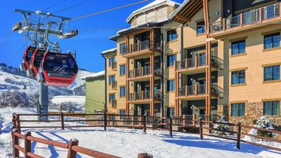 Photo for Enjoy The Slopes At Park City!
