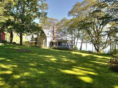 Photo for Gorgeous Waterfront Estate In Historic Bayside