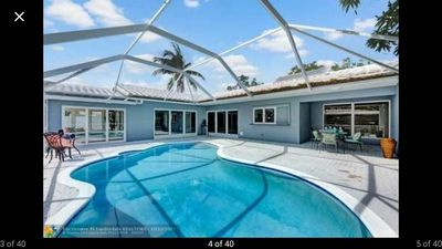 Photo for Modern Completely Renovated Private Home with Heated Pool and Hot Tub