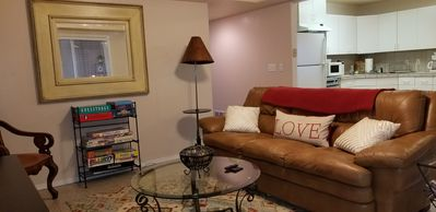 Photo for Charming, light, bright 2 bedroom apartment