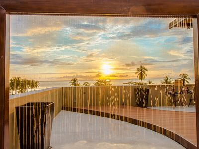 Photo for Large PENTHOUSE with amazing ocean views of Jaco Beach!