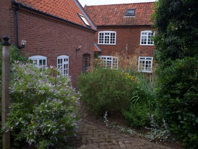 Photo for Spacious, attractive accommodation with south facing garden