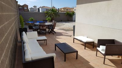 Photo for Great location Modern house  300m from beach.Free WIFI