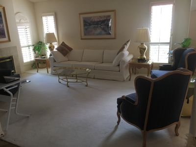 Photo for You wil feel comfortable in this home in SaddleBrooke AZ adult community.