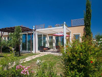 Photo for 2 bedroom Villa, sleeps 4 in Marina di Cecina with Pool, Air Con and WiFi